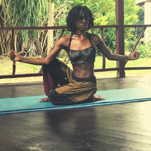 [Black Yoga Teacher] Hortencia Campbell